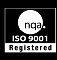 ISO 9001 Registered Accredited