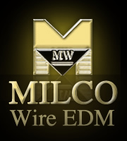 MILCO Wire EDM specializes in wire EDM machining, wire cut EDM, sinker EDM, small hole EDM, abrasive waterjet cutting and CNC machining for production and prototype job shop manufacturing
